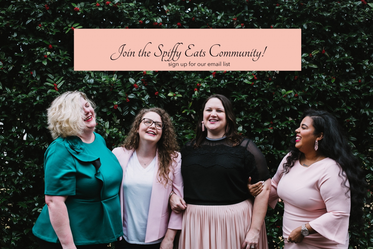 Join the Spiffy Eats Community